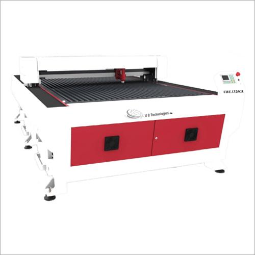 Laser Metal & Nonmetal Cutting Machine
