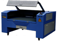 Metal And Nonmetal Laser Cutting Machine