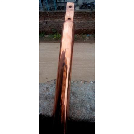Copper Bonded Pipe Earthing Electrode