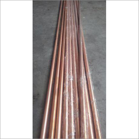 Copper Bonded Solid Rod  (Earthing Electrode)