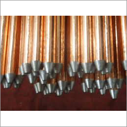 Copper Solid Rod