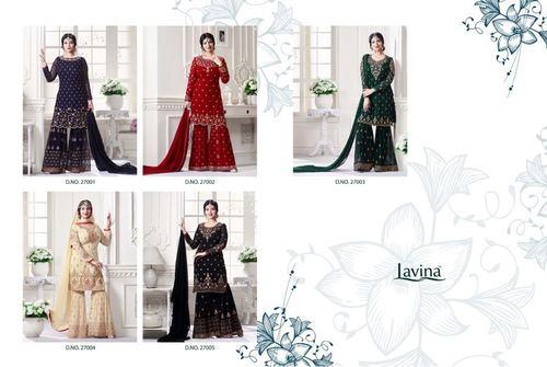 设计师Punjabi衣服