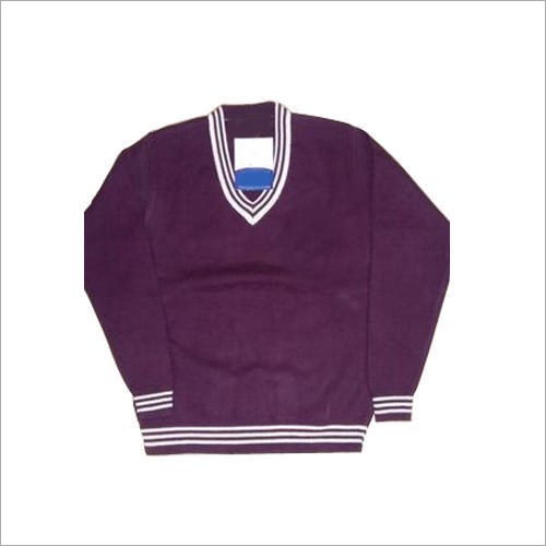 Kids Woolen School Sweater