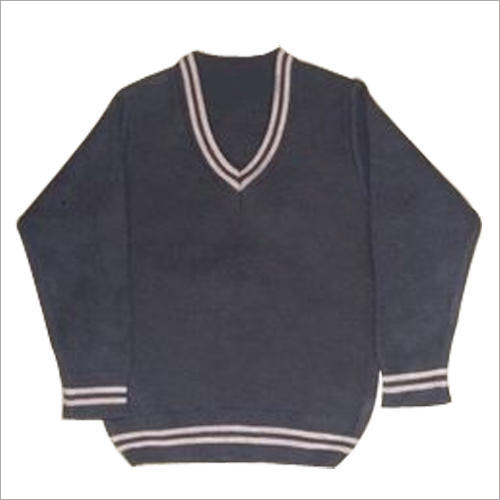 Kids Full Sleeve School Sweater