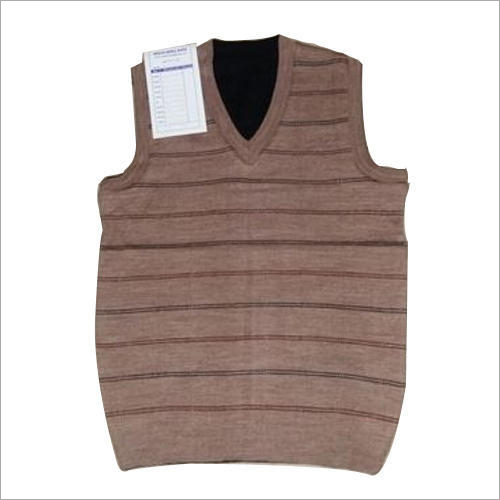 Mens Sleeveless Sweater