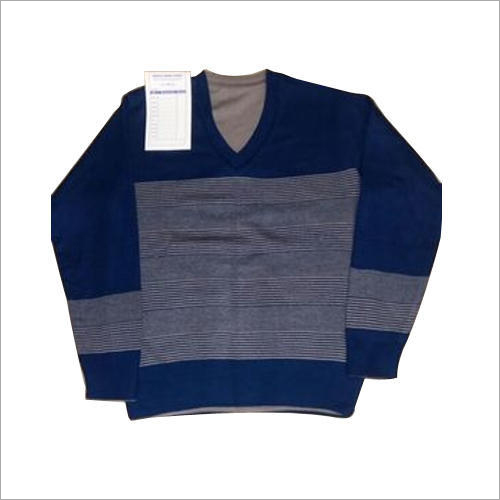 Mens Full Sleeve Sweater
