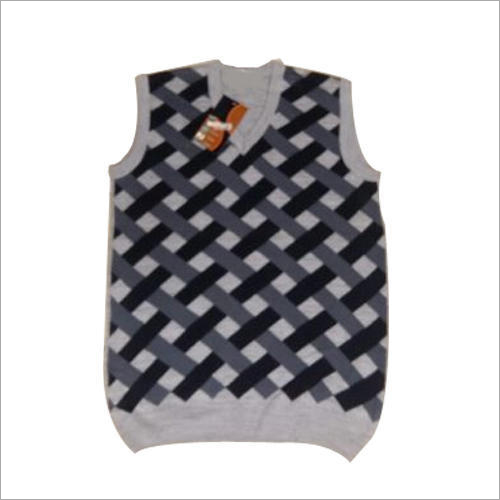V Neck Sleeveless Sweater