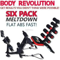 Ab Fitness Machine