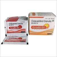 Vitamin D3 - 60000 IU Sachet
