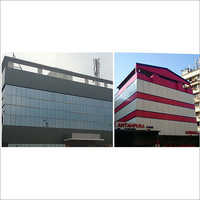 ACP & Glass Cladding