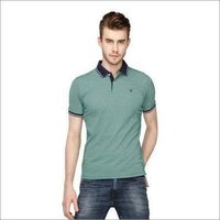 Mens Casual Wear Polo T-Shirt