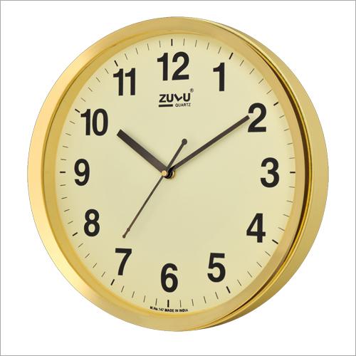 Foiling Wall Clock