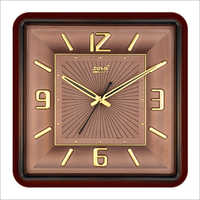 Round Edge Wall Clock
