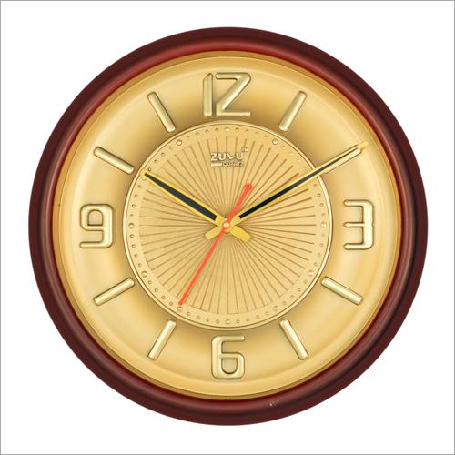 Round Wall Clock
