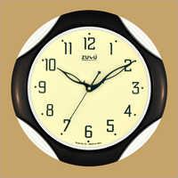 T Figure Wall Clock