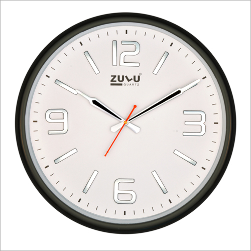 Index Wall Clock