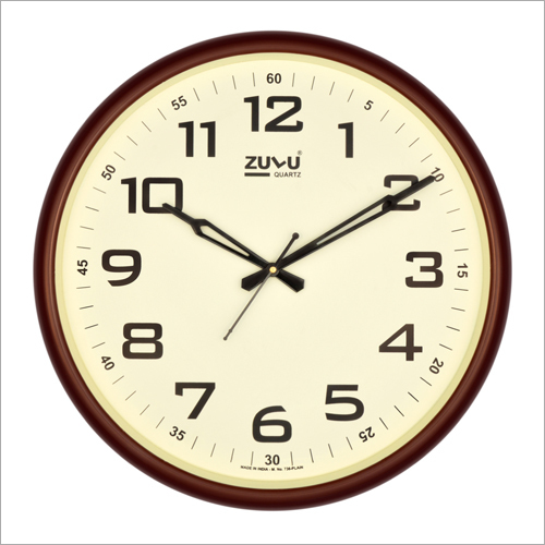 Plain Wall Clock