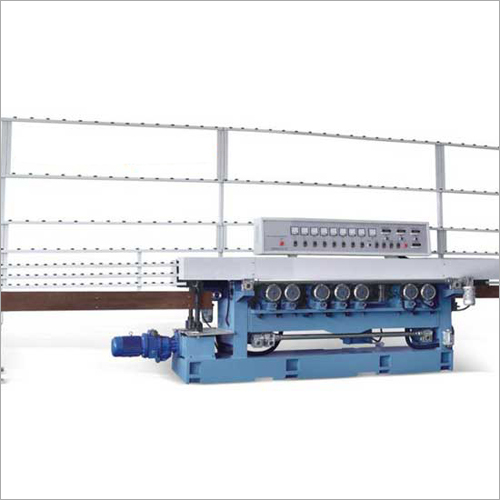 Straight Line Glass Edge Beveling Machine