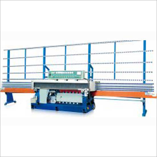 Glass Polishing And Grinding  Machine