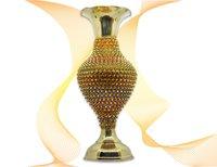 Golden Vase Porcupine Design