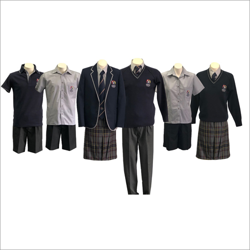 Winter School Uniforms