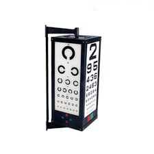 Eye Testing Drum (For Distance Vision)