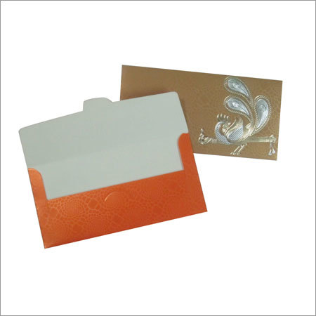 Marriage Envelopes
