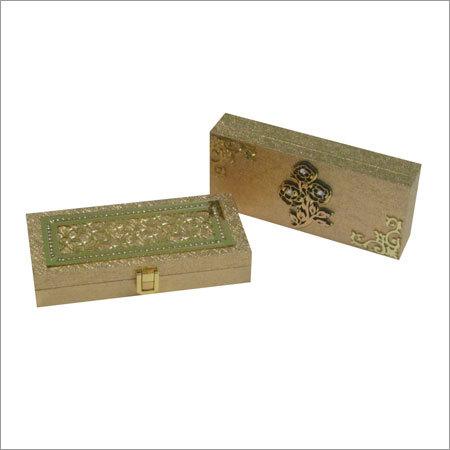 Golden Cash Box