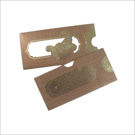 Golden Shagun Envelope