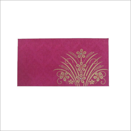 Satin Envelope