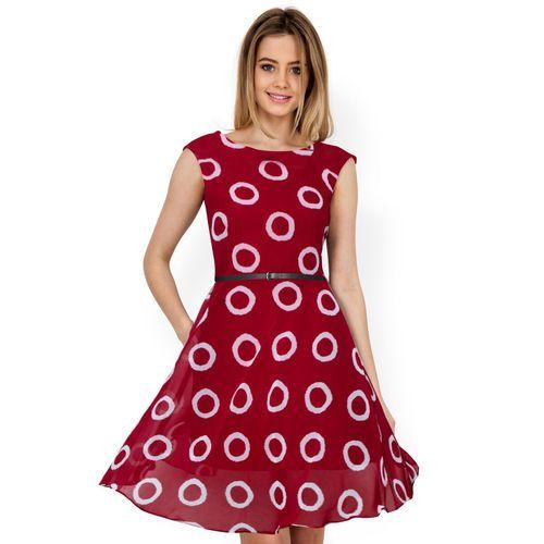 Casual Western Dress
