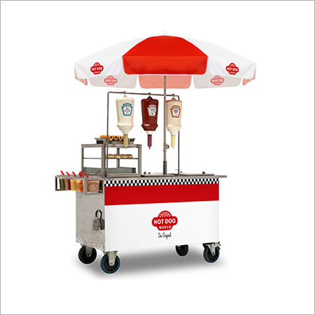Hot Dog Trolley