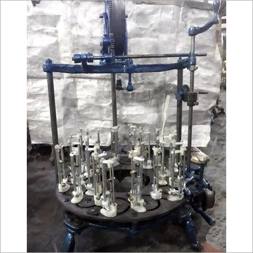 Industrial Yarn Braiding Machines
