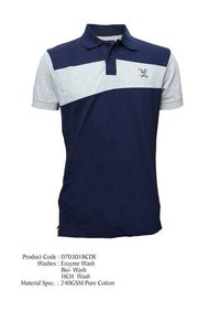 Pennyworth Mens Polo T Shirt