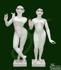 Radha Krishna Marble Statue Online Shopping