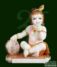 Lord Krishna Marble Statue Online