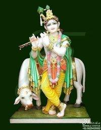 Marble Krishna Statue Manufacturer