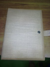 Button Closure Jute File