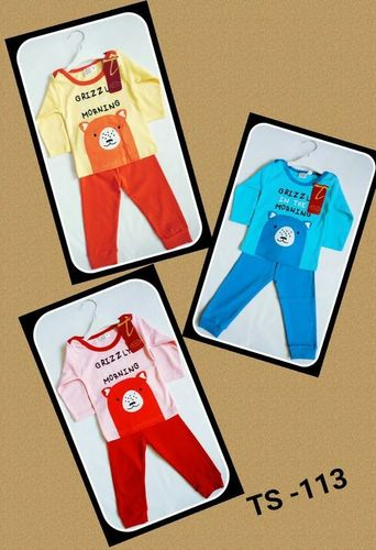 kids baba suits in cotton