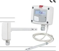 Temperature & Air Velocity Transmitter