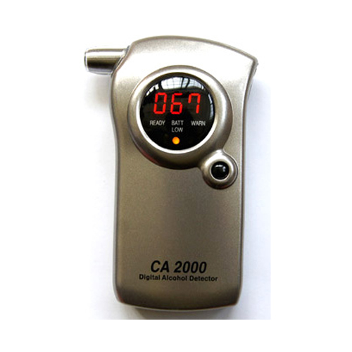 Alcohol Breath Analyzer CA2000