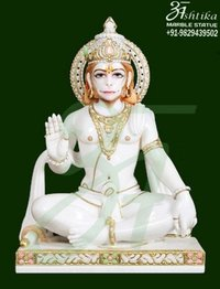 Marble Hanuman Statue Supplier In Rajasthan