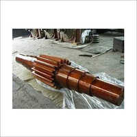 Press Machine Drive Shaft
