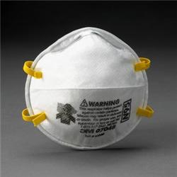 3M Particulate Respirator 07048 N95
