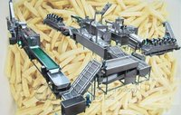Potato Stick Making Machine