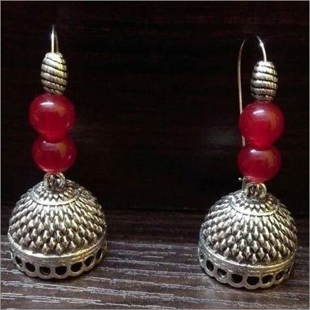 Ladies Artificial Earring Set