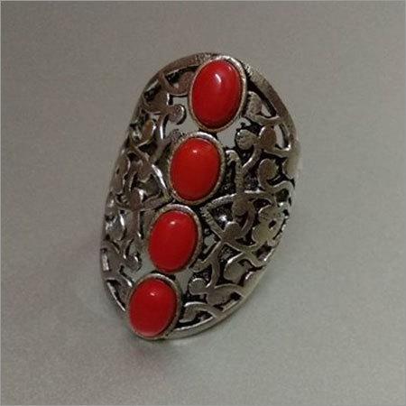 Ladies Artificial Ring