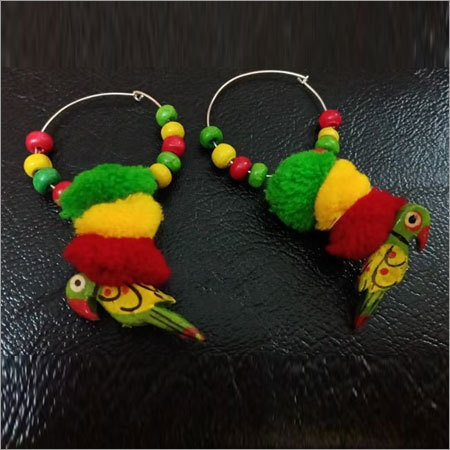 Ladies Handmade Earring