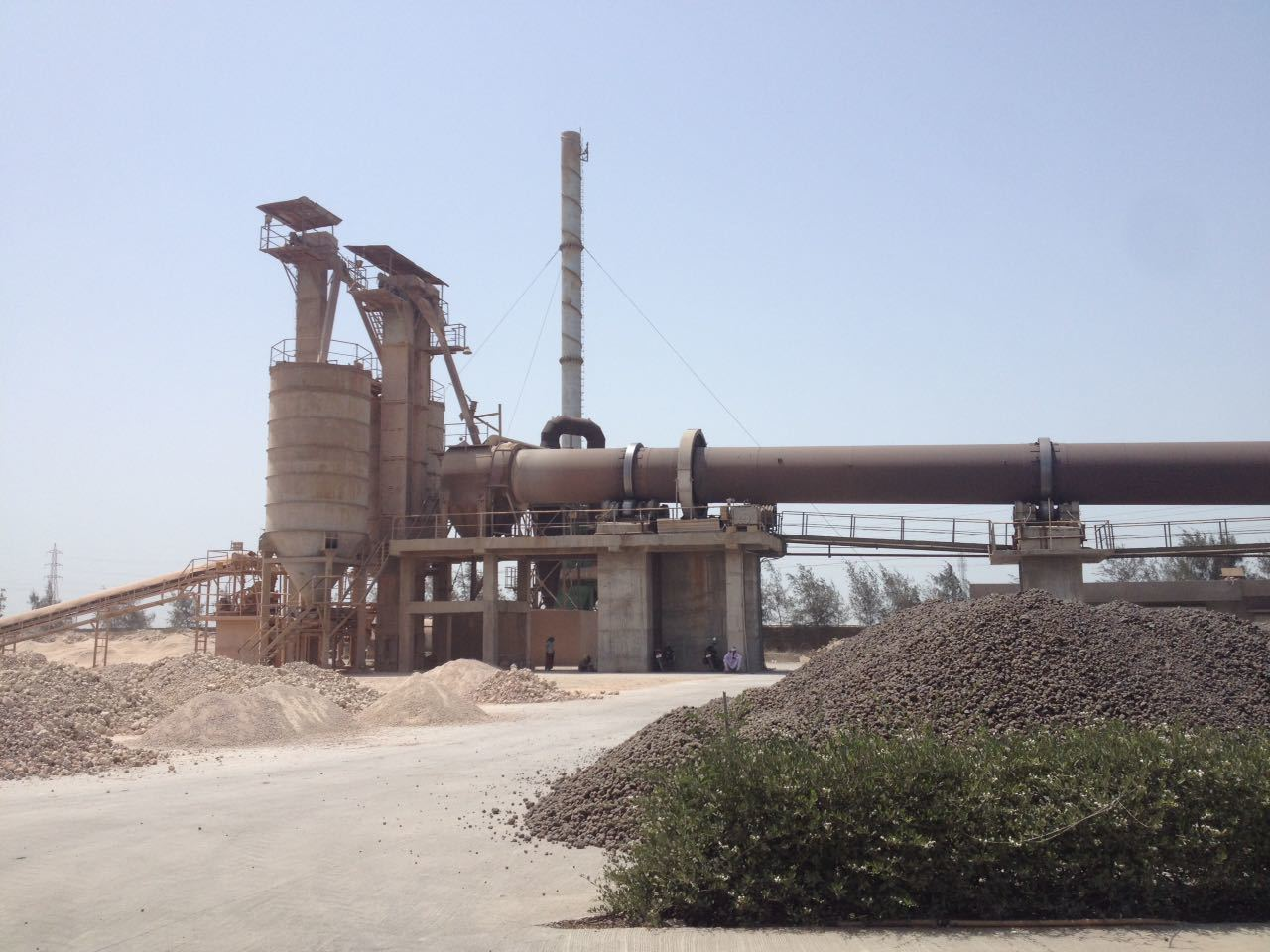 Bauxite Calcination Plant