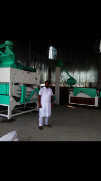 Agro Seed Processing Plant